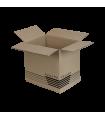 Scatola americana regolabile (dim. 31,5 x 22,5 x 24,1/29,1 cm)